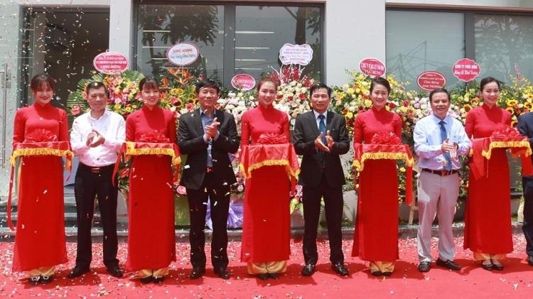 Viteccons khai trương văn phòng đại diện mới tại Khu đô thị The Manor Central Park, quận Hoàng Mai, Hà Nội.