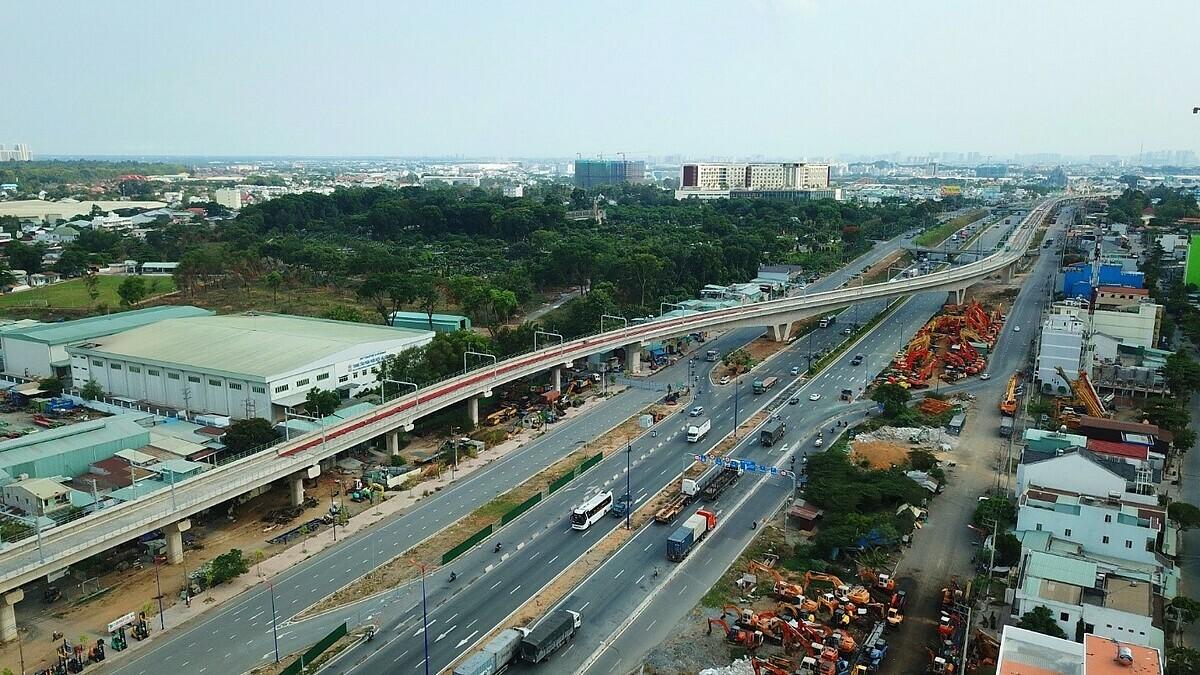 Đề án xây dựng thành phố phía Đông mang đến nhiều cơ hội phát triển cho thị trường bất động sản.