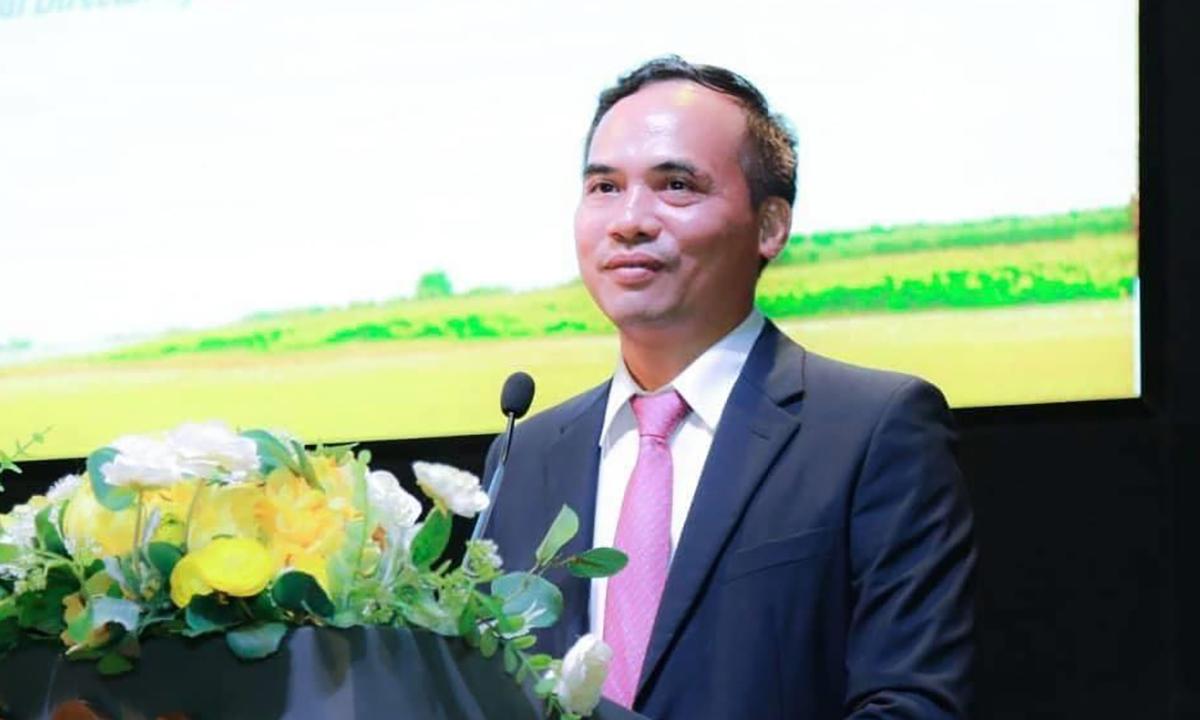Ông Nguyễn Mạnh Quân, tân Phó tổng giám đốc Bamboo Airways. Ảnh: BAV
