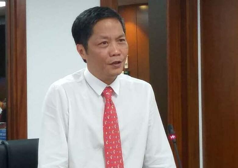 Bộ trưởng Trần Tuấn Anh tại buổi tọa đàm sáng nay (7/1) tại TP HCM. Ảnh: Hồng Châu.