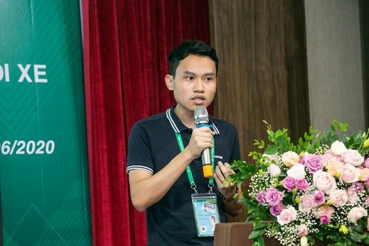 Giám đốc điều hành GV Asia Hoàng Quang Mạnh.