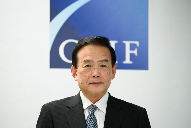 Ông Masataka Miyazono – người đứng đầu GPIF. Ảnh: Bloomberg