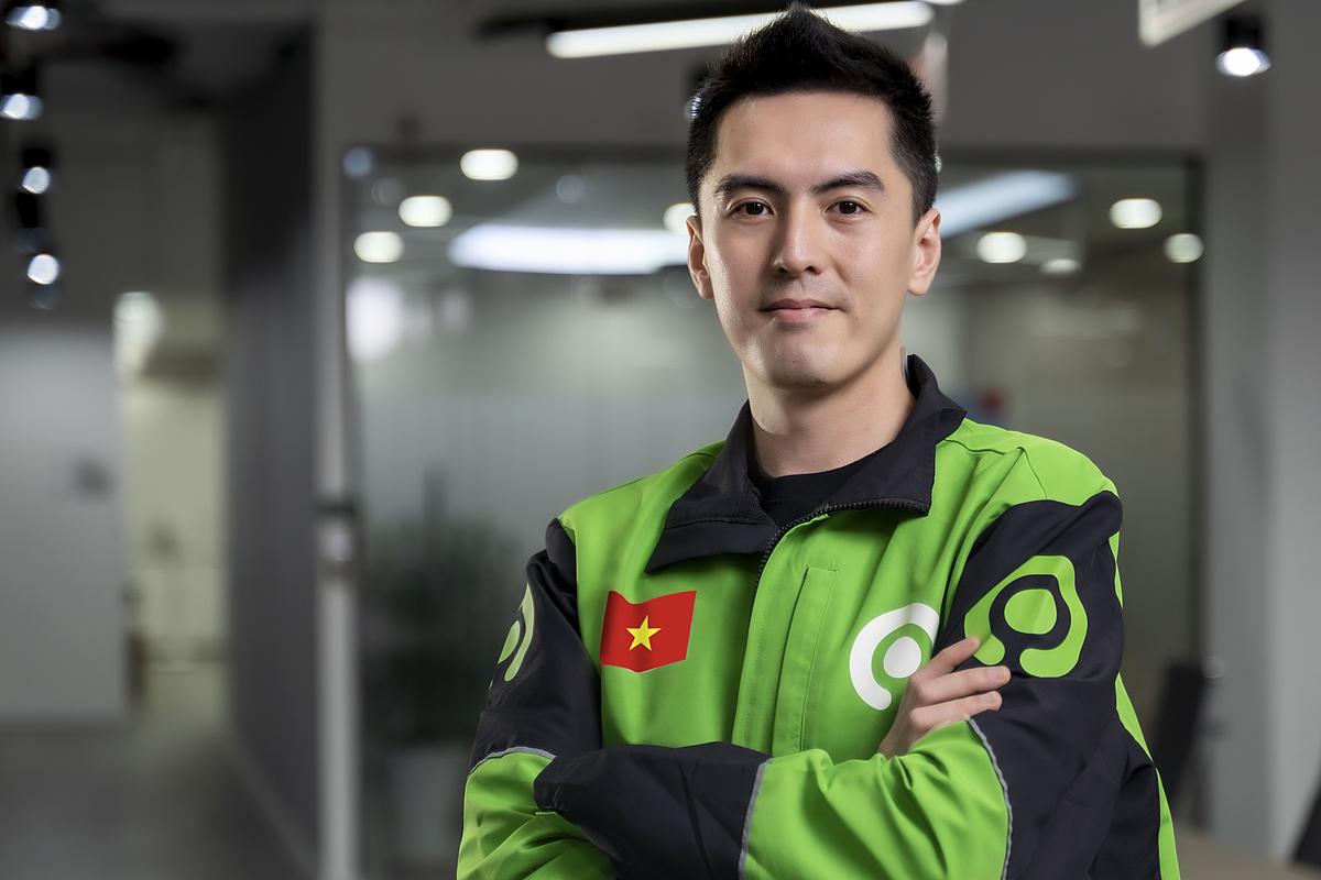 Ông Phùng Tuấn Đức đươc bổ nhiệm là Tổng giám đốc Gojek Việt Nam. Ảnh: GoViet