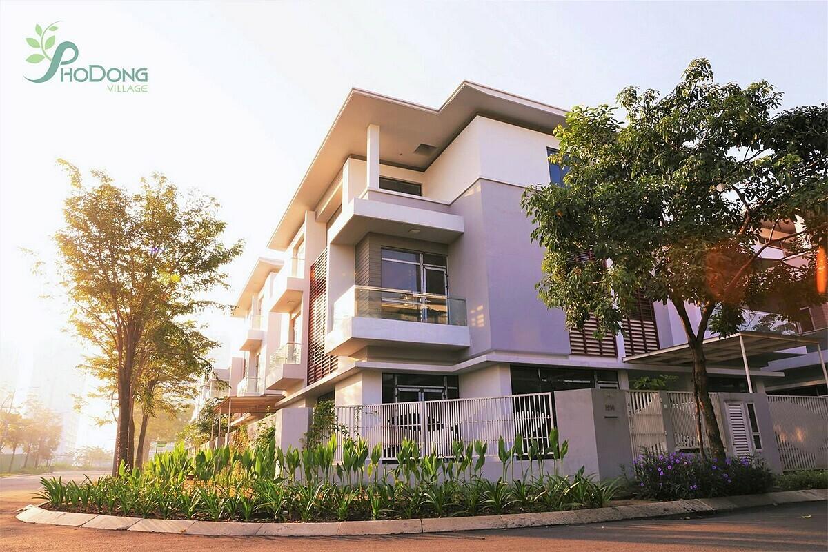 PhoDong Village là khu đô thị sở hữu vị trí đắt giá, không gian trong lành cùng hệ thống tiện ích cao cấp.