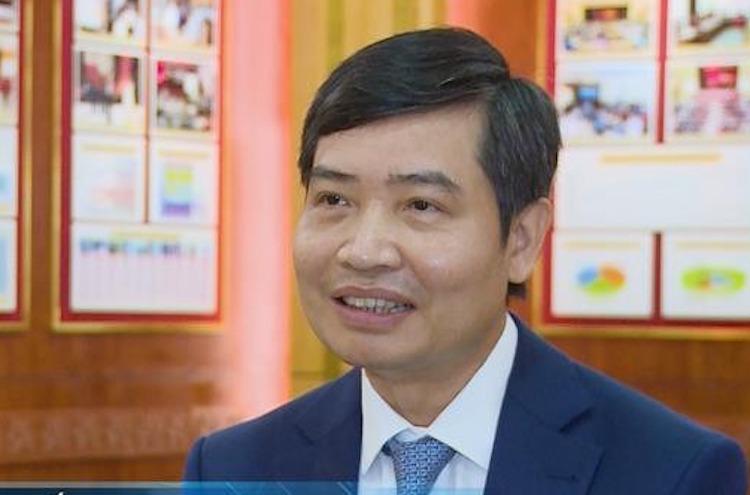 Ông Tạ Anh Tuấn - tân Thứ trưởng Tài chính. Ảnh: MOF