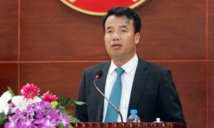 Ông Nguyễn Thế Mạnh - tân Tổng giám đốc Bảo hiểm xã hội Việt Nam. Ảnh: BHXHVN