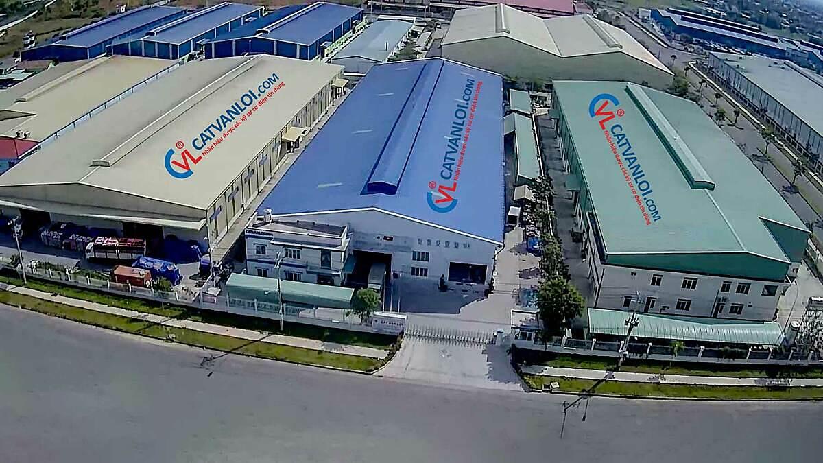 Nhà máy Cát Vạn Lợi chủ động tự chủ nguồn nguyên liệu sản xuất