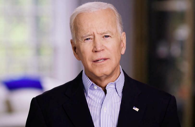 Ứng cử viên Tổng thống Mỹ Joe Biden. Ảnh: Reuters