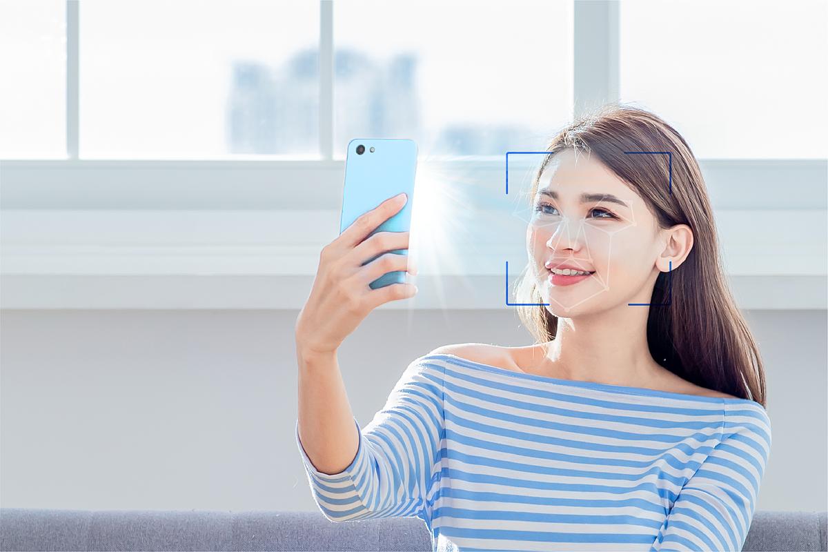 Bản Việt xác thực khách hàng bằng phương thức định danh điện tử (eKYC) với công nghệ nhận diện khuôn mặt.