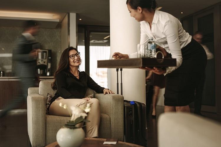 Chủ thẻ BIDV Visa Infinite được trải nghiệm dịch vụ tại hơn 1.000 phòng chờ VIP tại các sân bay trên toàn thế giới.