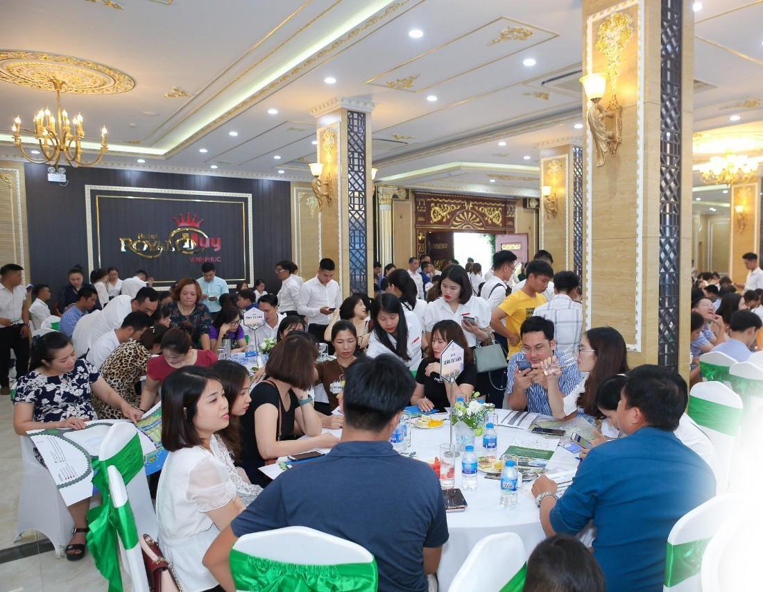 Hải Phát Land triển khai phân phối hàng trăm dự án bất động sản lớn nhỏ trên khắp tỉnh thành Việt Nam.