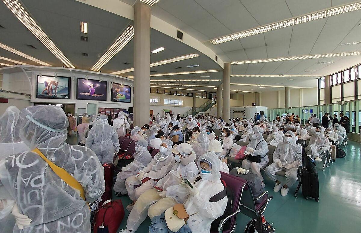 VIetjet đã đưa gần 10.000 người Việt ở nước ngoài về nước.
