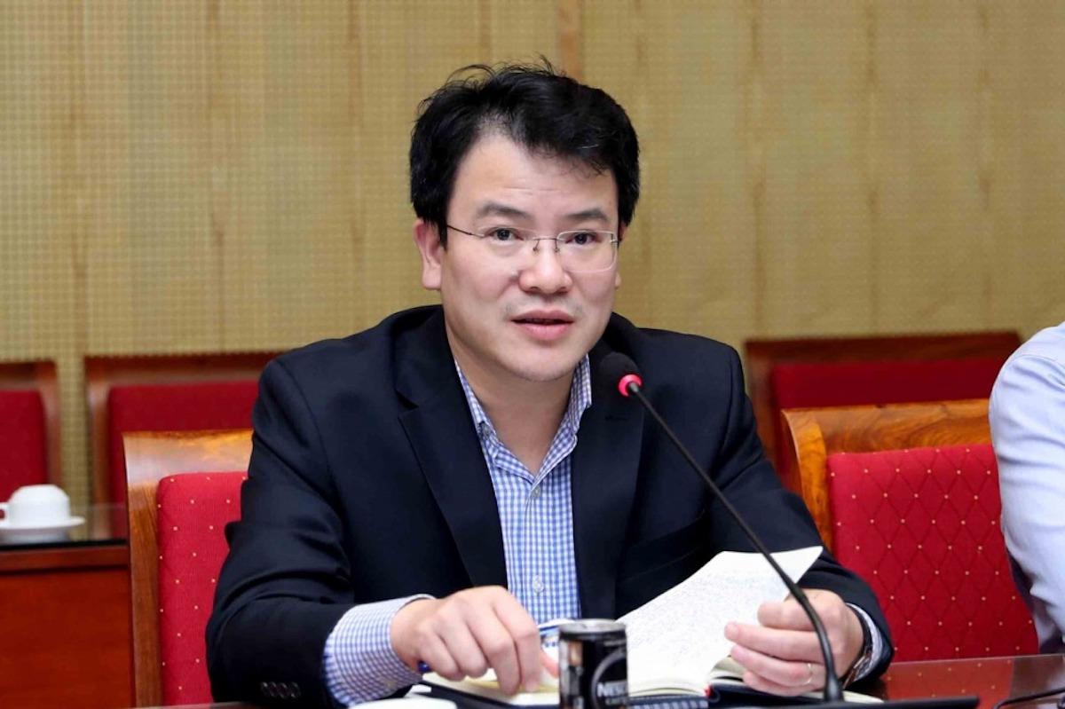 Ông Trần Quốc Phương - Thứ trưởng Kế hoạch & Đầu tư. Ảnh: MPI
