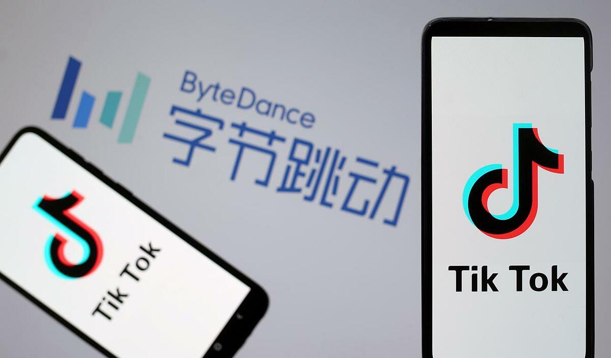 TikTok là ứng dụng của ByteDance - công ty có trụ sở tại Trung Quốc. Ảnh: Reuters