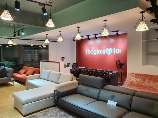 Startup trẻ khai phá tiềm năng thị trường sofa Việt Nam.