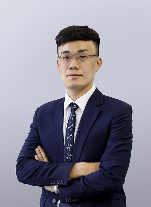 Ông Lê Trọng Hiếu - Giám đốc và Trưởng phòng Dịch vụ Tư vấn - Cho thuê văn phòng và Khu Công nghiệp CBRE Việt Nam.