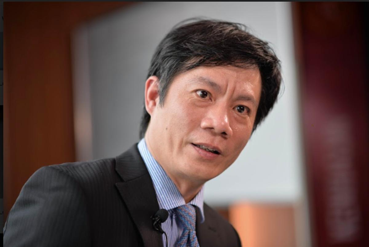 TS Lê Duy Bình, Giám đốc điều hành Economica Vietnam. Ảnh nhân vật cung cấp.