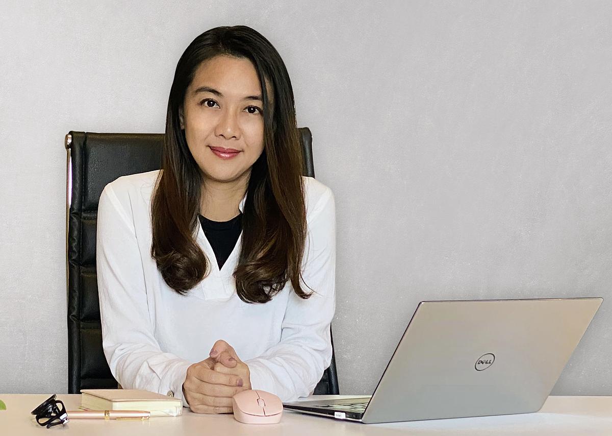 Bà Dương Thị Bích Trâm - CEO MK Creative Group (MKCG).