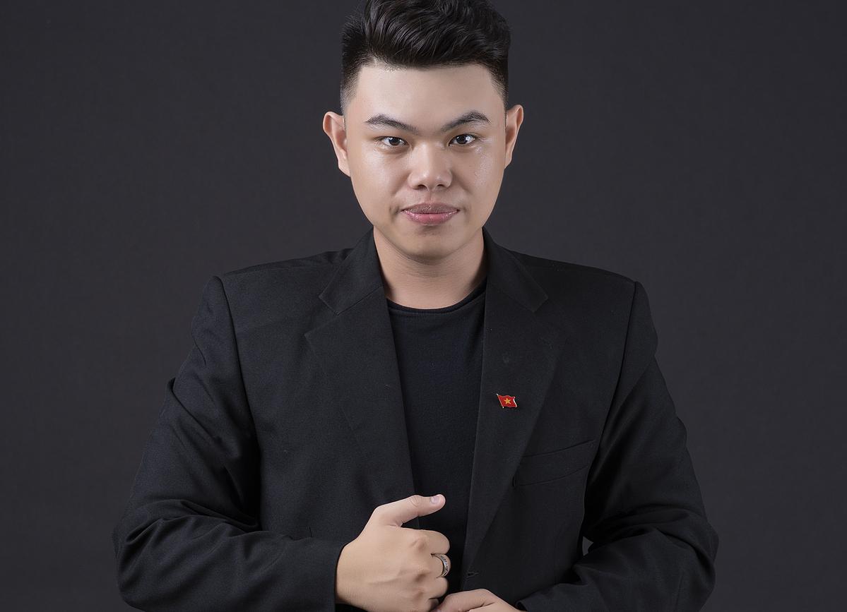 Ông Lê Song Song Ngọc - Đồng sáng lập Cộng đồng Hỗ trợ Doanh nghiệp CSC