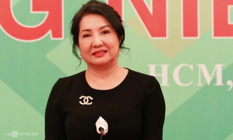 Bà Nguyễn Thị Như Loan. Ảnh: V.L.
