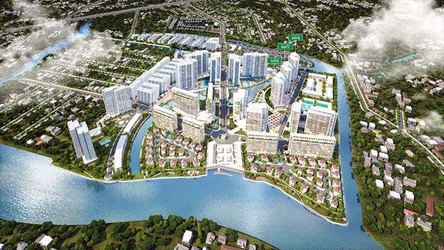 Đón sóng hạ tầng, dòng tiền đầu tư trở lại khu Nam - 2