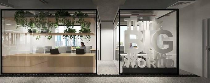 Mô hình văn phòng trọn gói giúp tiết kiệm chi phí và lan tỏa năng lượng tích cực.