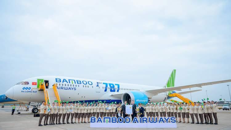 Bamboo Airways nhận chứng chỉ IOSA về an toàn.