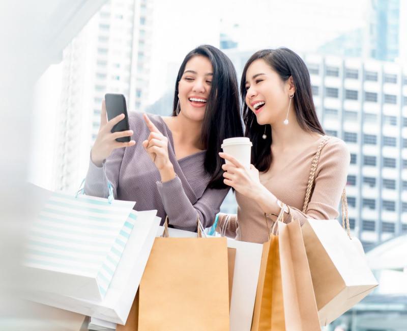 BIDV đẩy mạnh chương trình khuyến mãi trên các sàn thương mại điện tử.