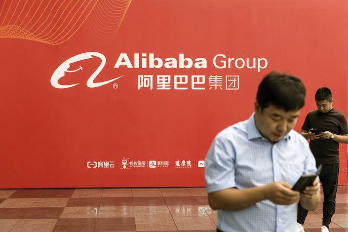 Alibaba đạt doanh thu quý II cao hơn dự báo của giới phân tích. Ảnh: Bloomberg