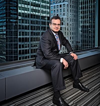 Ông Tom Rosenfeld, CEO của CanAm Enterprises.