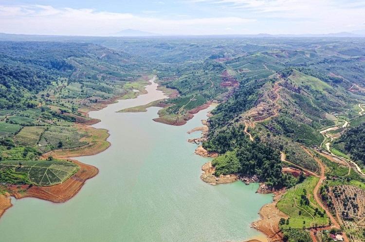 Bảo Lộc, Lâm Đồng sở hữu nhiều lợi thế tự nhiên. Ảnh: Minh Khôi.