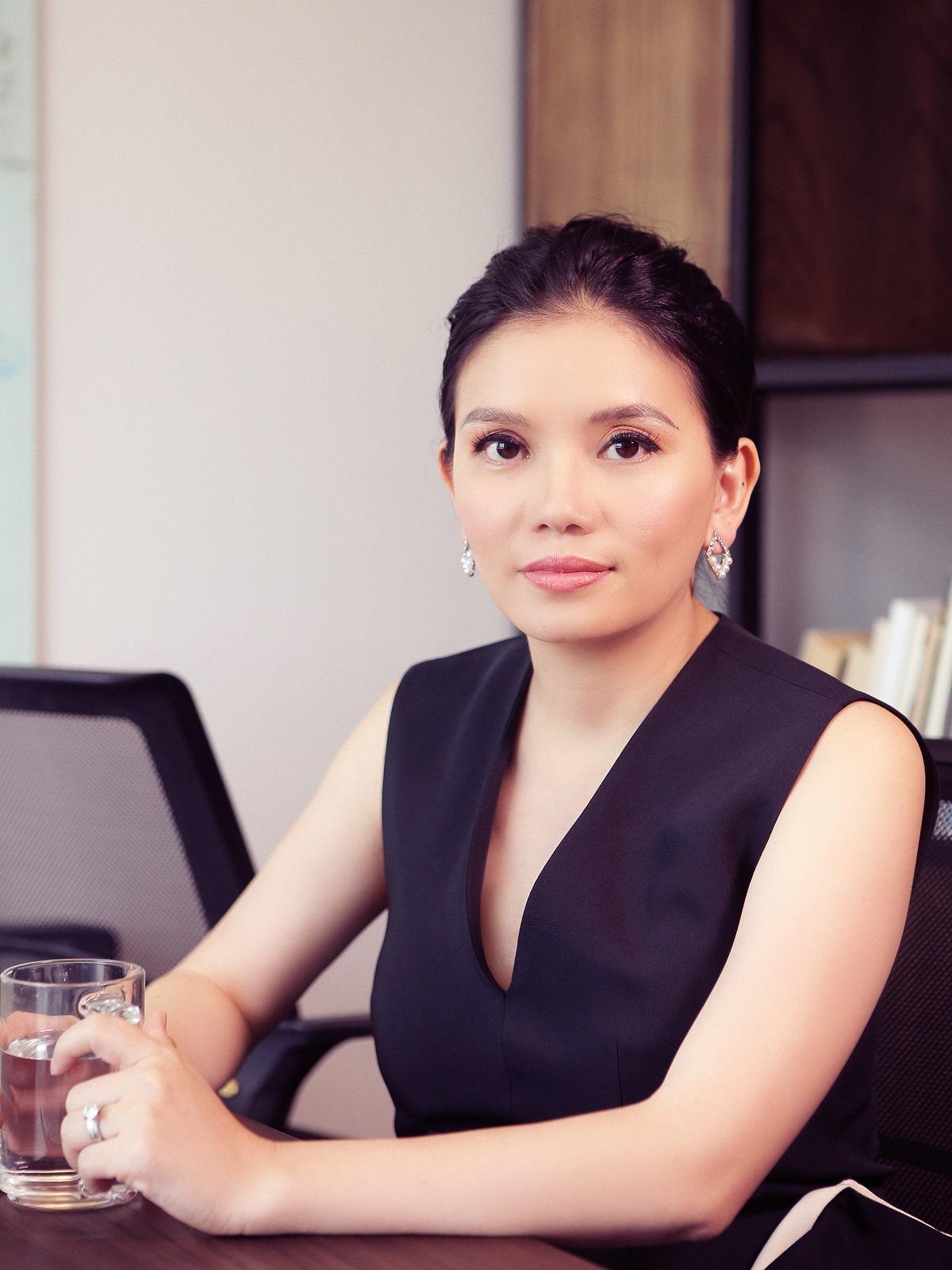 Bà Văn Đinh Hồng Vũ – CEO của Elsa. Ảnh: Grab Việt Nam.