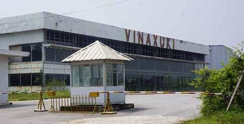 Nhà máy Vinaxuki tại Thanh Hoá. Ảnh:Lam Sơn.