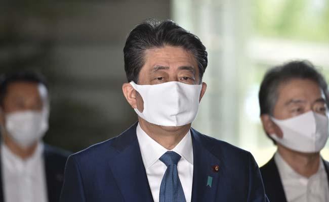 Thủ tướng Nhật Bản Shinzo Abe từ chức chiều nay. Ảnh: Yonhap