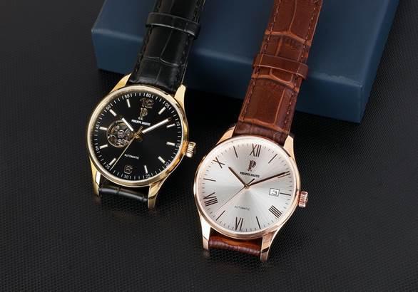 Các kỹ sư châu Âu đã nghiên cứu về thói quen sử dụng, gu thẩm mỹ và vóc dáng đàn ông Việt Nam để tạo nên những thiết kế đồng hồ Philippe Auguste.