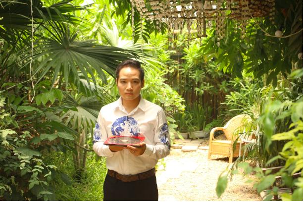 Chuyên gia phong thuỷ Phùng Hoài Phương.