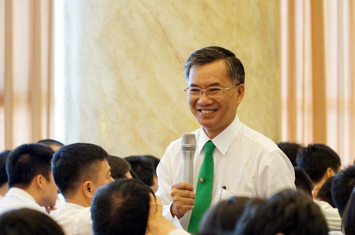 Ông Phạm Minh Sương - Quyền Tổng giám đốc Mai Linh. Ảnh: Website doanh nghiệp.