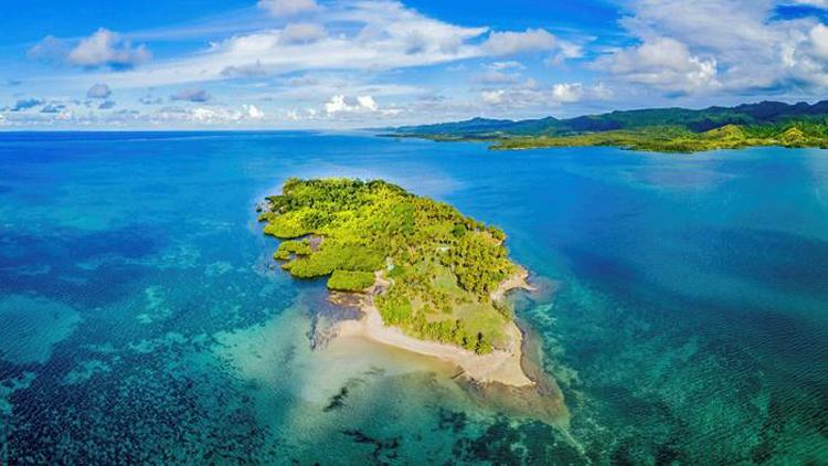 Đảo Mai ở Fiji, một trong những hòn đảo được giới nhà giàu yêu thích với nhiều bất động sản xa xỉ.