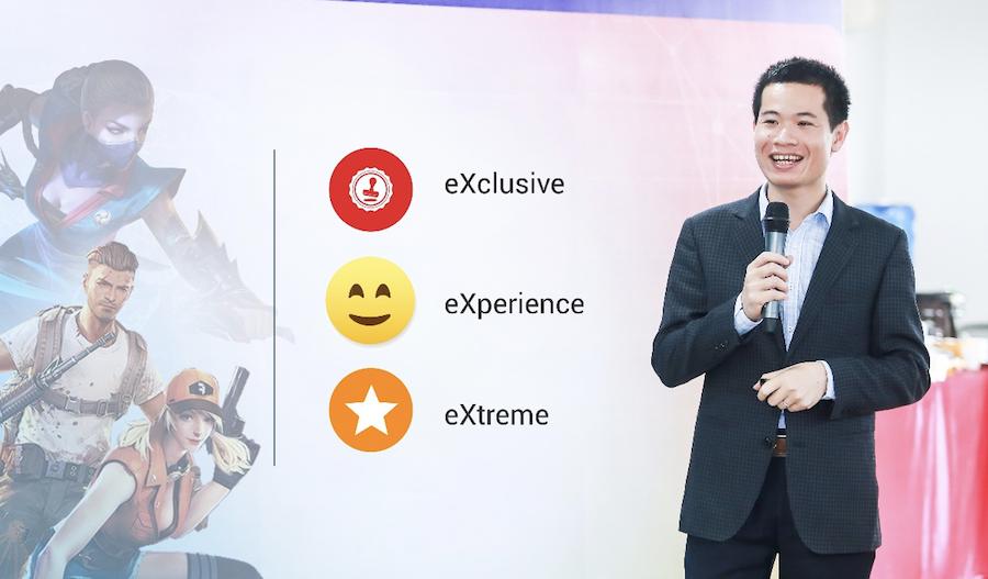 Ông Võ Thanh Hải - Giám đốc Viettel Media lạc quan về tương lai của hệ sinh thái Esports trên di động.