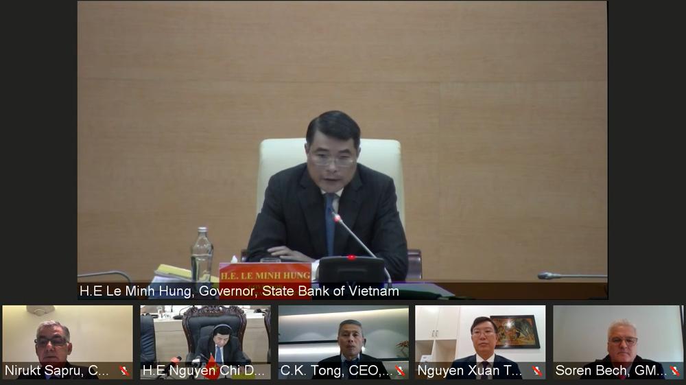 Hội thảo trực tuyến về thu hút đầu tư nước ngoài tại Việt Nam diễn ra ngày 8/9.