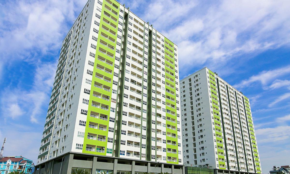 Dự án Lavita Garden, Thủ Đức chưa có kết quả thẩm định giá đất dù hồ sơ nộp từ năm 2015. Ảnh: Hưng Thịnh.