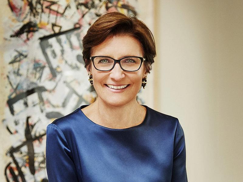 Bà Jane Fraser được chọn làm CEO tiếp theo của Citigroup. Ảnh: Citigroup