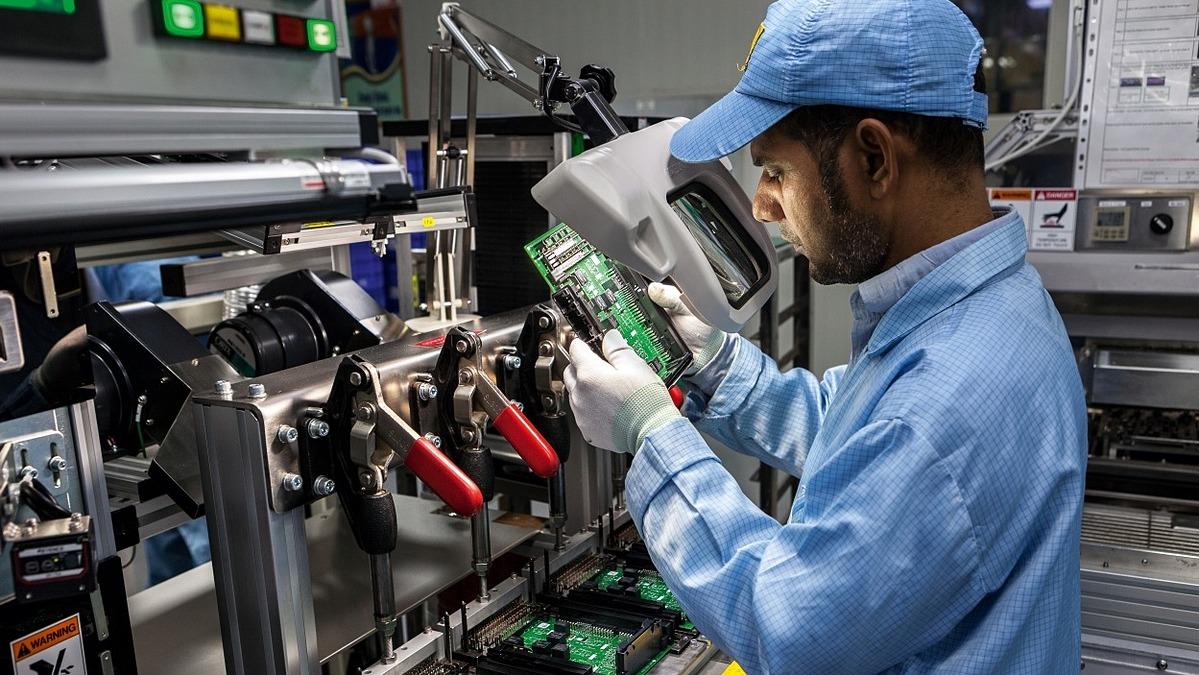 Nhà máy của công ty công nghệ cao Motherson Sumi Systems tại Noida, Ấn Độ. Ảnh: Fortune India.