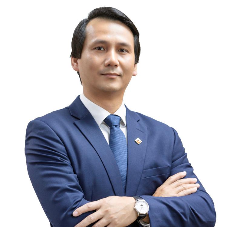 Ông Trần Long - Phó tổng giám đốc Ngân hàng BIDV.