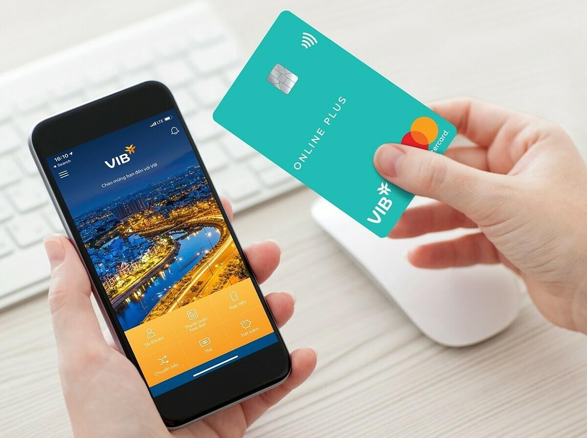 VIB là ngân hàng tiên phong ứng dụng loạt công nghệ cao vào phát hành, quản lý thẻ tín dụng.