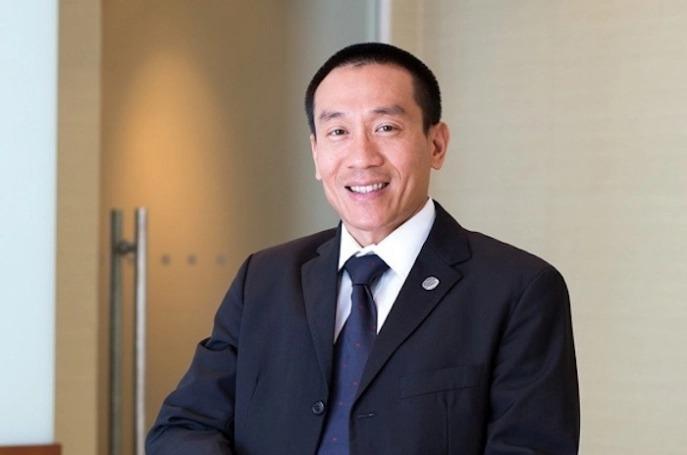 Ông Chung Bá Phương - Chủ tịch HĐQT Công ty TC Advisors.