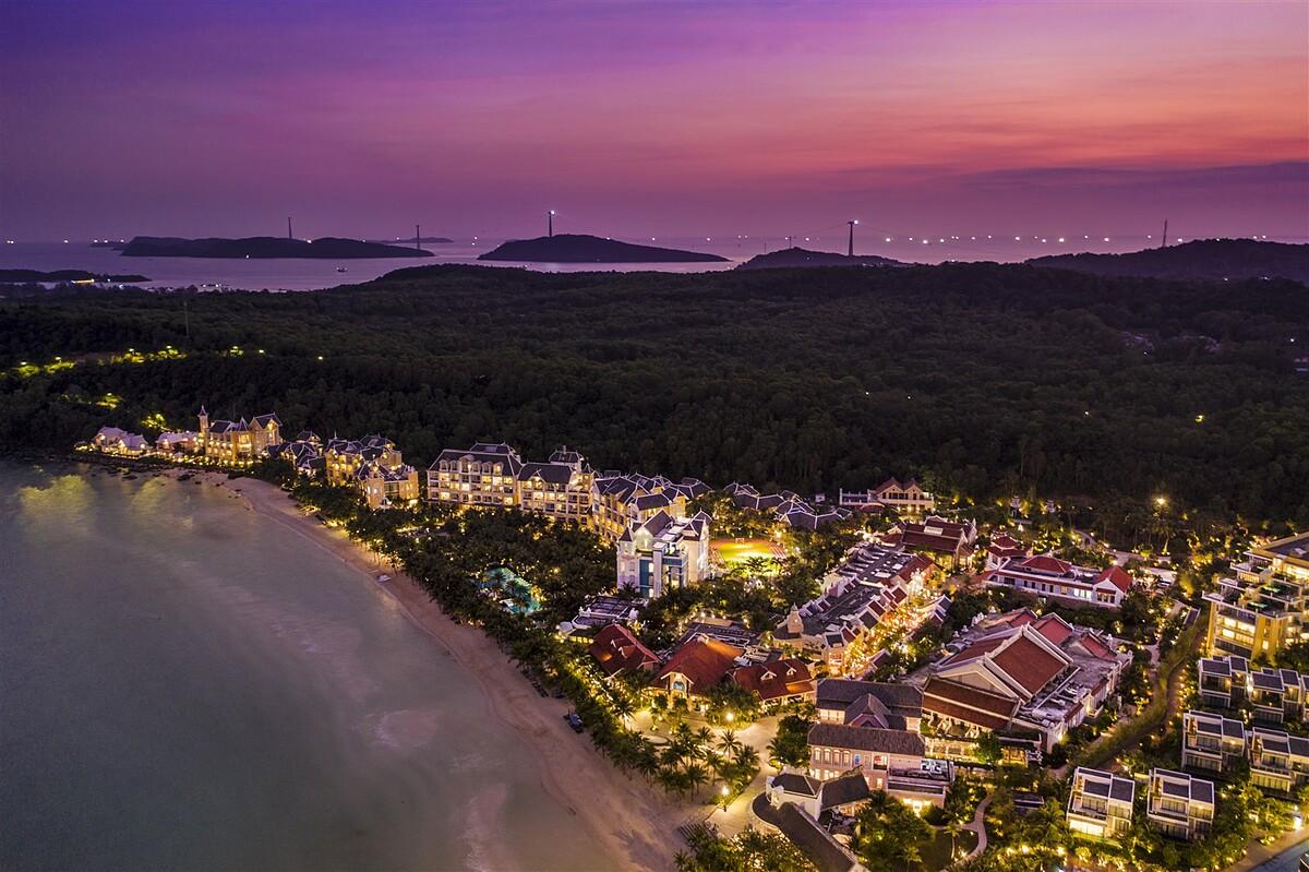 Hệ sinh thái hàng tỷ USD đang được Sun Group dồn sức đầu tư xây dựng tại Nam Phú Quốc.