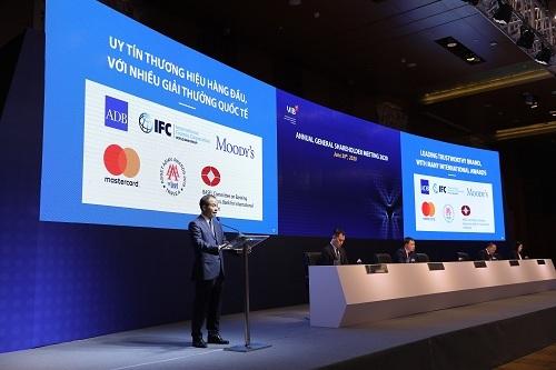 VIB tổ chức thành công đại hội cổ đông hôm 30/6.