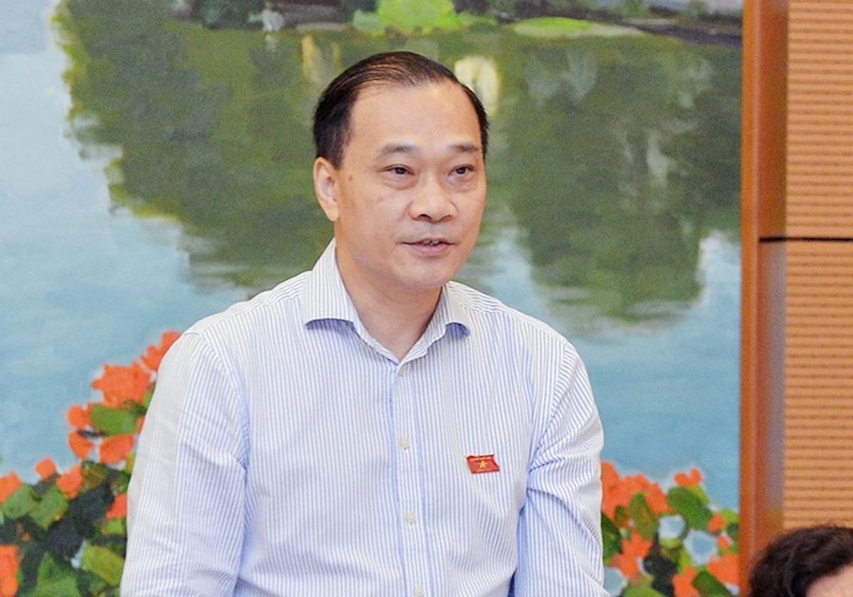 Ông Vũ Hồng Thanh - Chủ nhiệm Uỷ ban Kinh tế của Quốc hội. Ảnh: Cổng thông tin Quốc hội.