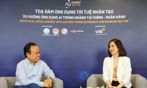 Ngân hàng Việt ứng dụng trí tuệ nhân tạo như thế nào